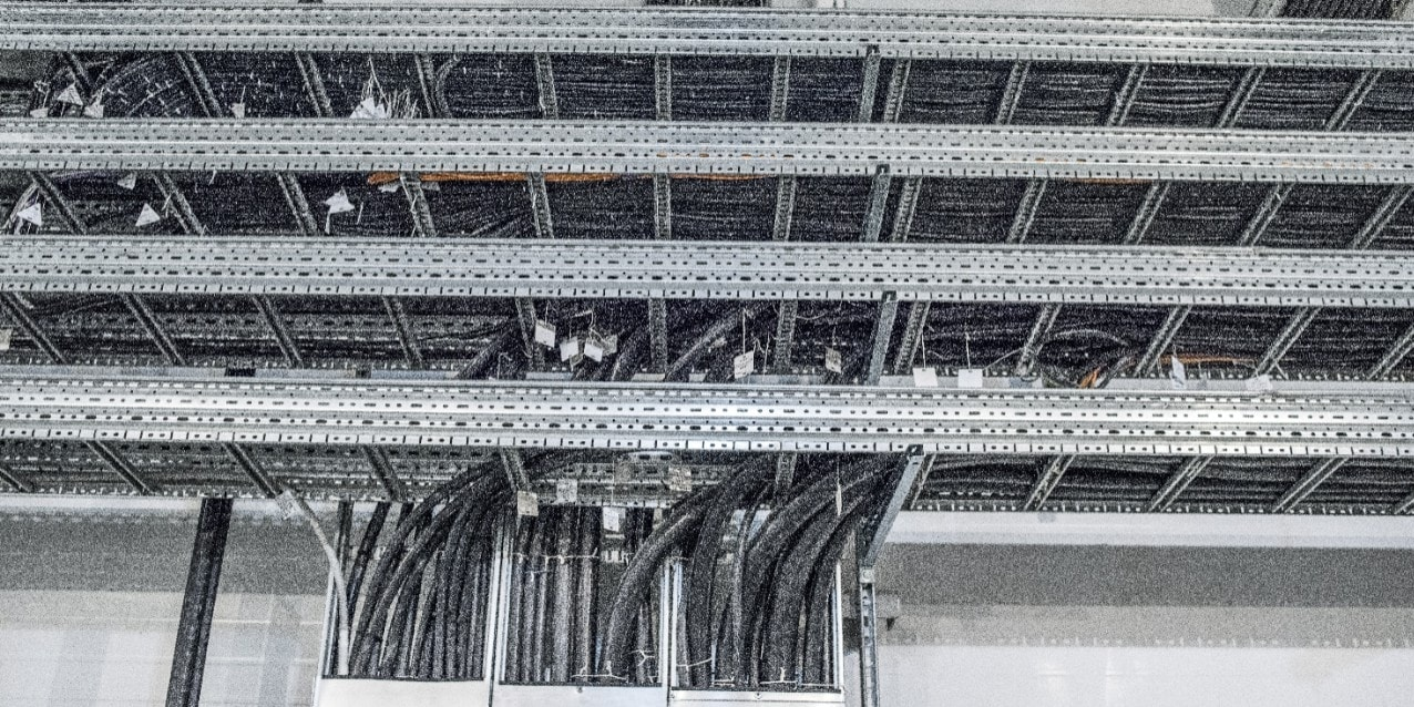 Electrical applications like installing cable trays