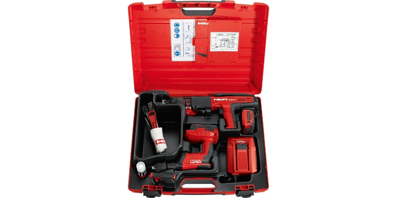 Hilti X-BT box set for electrical connections