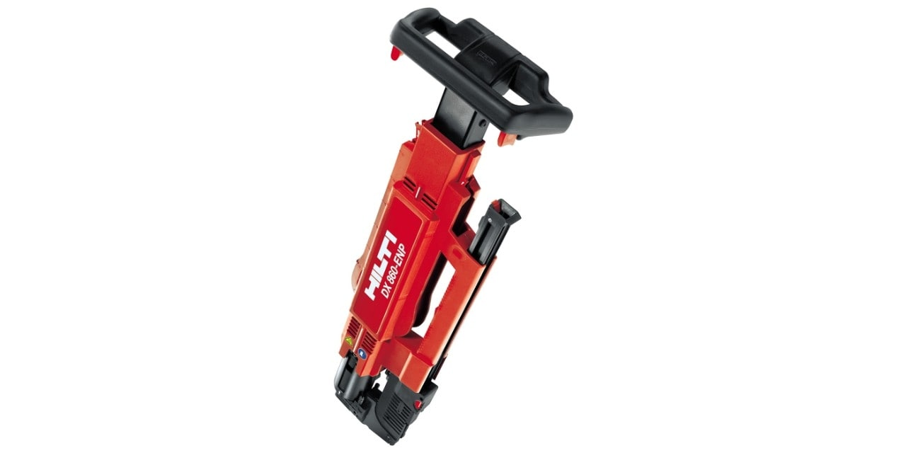 Hilti DX 860 direct fastening tool
