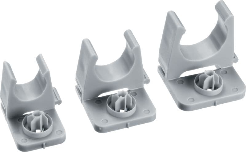 X-EKS-E MX Conduit clamps for magazined pins